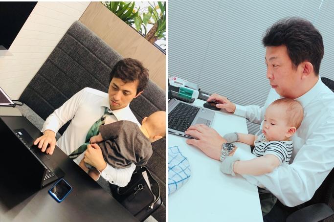 社員全員で子守する?職場を託児所化したピアズの働き方改革