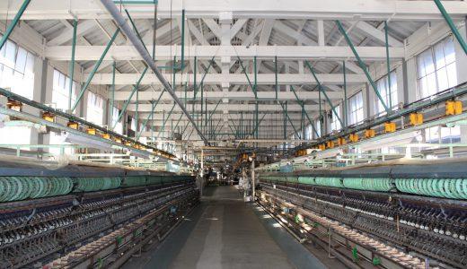 日本の近代産業発祥の地、富岡製糸場