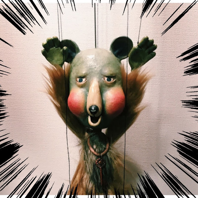 人形使いナカタ氏と「Don't think, トートン」