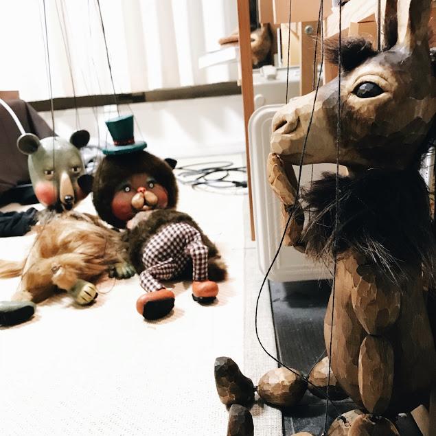 代役のロバオとボウとトートン