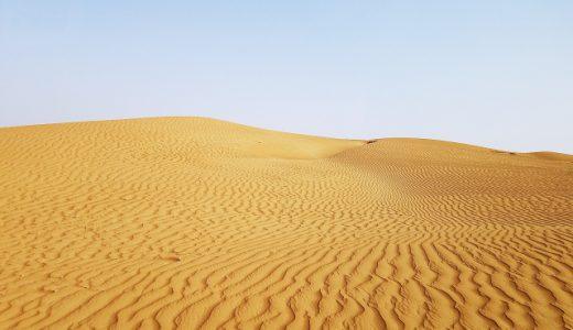 砂漠化に向けた取り組み / 内モンゴル へのクリック募金